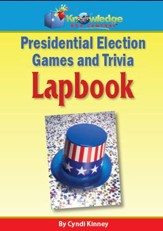Presidential Election Games & Trivia Lapbook - PDF Download [Download]