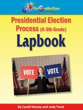 Presidential Election Process  Lapbook (K-5th) - PDF Download [Download]