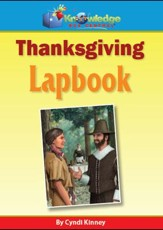 Thanksgiving Lapbook - PDF Download [Download]