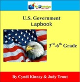 U.S. Government Lapbook Lapbook (3-6th) - PDF Download [Download]