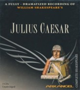 Julius Caesar Audiobook on CD Dramatized