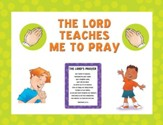 Instant Bulletin Board - The Lord Teaches me to Pray - PDF Download [Download]
