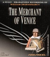 Merchant Of Venice Audiobook on CD Dramatized