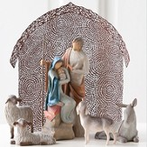 Willow Tree ® The Holy Family Nativity Assortment