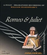 Romeo And Juliet Audiobook on CD Dramatized