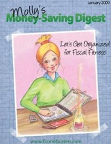 Let's Get Organized for Fiscal Fitness - January 2009 - PDF Download [Download]