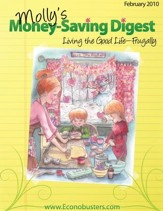 Living the Good Life Frugally - February 2010 - PDF Download [Download]