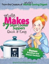 Molly Makes $7 Slow Cooker Suppers - PDF Download [Download]