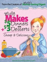 Molly Makes $5 Dinners and $3 Desserts - PDF Download [Download]