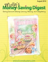 Storing Summer's Bounty - August 2010 - PDF Download [Download]