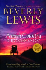 Amish Country Crossroads, 3 Volumes in 1  - Slightly Imperfect