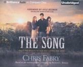 The Song- audiobook on CD