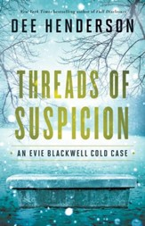 Threads of Suspicion, Evie Blackwell Cold Case Series #2