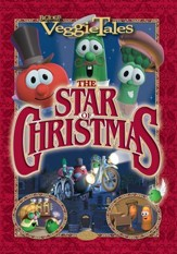 The Star of Christmas VeggieTales DVD