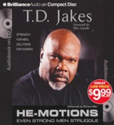 He-Motions, Abridged Audio CD