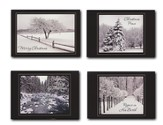Tis The Season, Assorted Christmas Cards, Box of 12