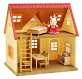 Calico Critters, Cozy Cottage Starter Home