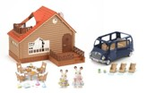 Calico Critters, Lakeside Lodge Giftset