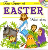 The Story of Easter: Read-Along Book with CD
