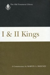 1 & 2 Kings: Old Testament Library [OTL] (Hardcover)