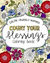 Count Your Blessings Coloring Book