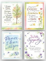 Comfort, Sympathy Cards, Box of 12