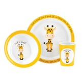 God is Great, God is Good, Giraffe, Dish Set