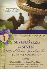 Seven Brides for Seven Mail-Order Husbands Romance Collection  - Slightly Imperfect