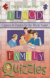 Family Quizzles: Do You Noah Me?-Flood
