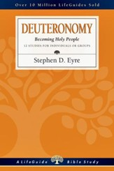 Deuteronomy: Becoming Holy People - PDF Download [Download]