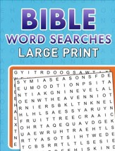 Bible Word Searches, Large Print