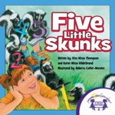 Five Little Skunks - PDF Download [Download]