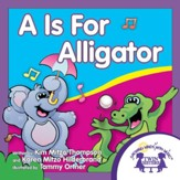 A Is For Alligator - PDF Download [Download]