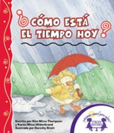 ¿Cómo Está el Tiempo Hoy? PDF  (How is the Weather Today? PDF) [Download]
