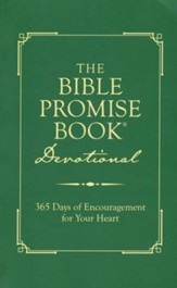The Bible Promise Book Devotional: 365 Days of Encouragement for Your Heart - Slightly Imperfect