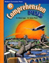 Modern Curriculum Press Comprehension Plus Grade 4 Student Workbook