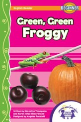 Green, Green Froggy - PDF Download [Download]