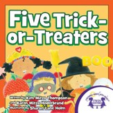 Five Trick-or-Treaters - PDF Download [Download]