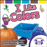 I Like Colors - PDF Download [Download]