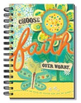 Choose Faith Over Worry Journal