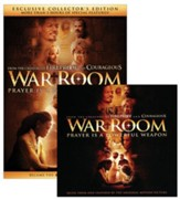 War Room, Exclusive Collector's Edition DVD + Soundtrack CD