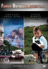 The Last Great Ride/Little Heroes, Double Feature DVD