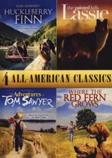 All-American Classics, 4-Movie Pack