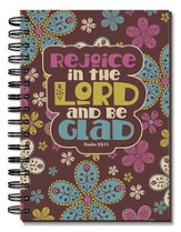 Rejoice In the Lord and Be Glad Journal