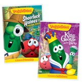 Being a Good Friend Bundle (Sheerluck Holmes and the Golden Ruler/King George and the Ducky)
