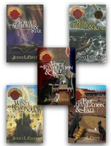 Epic Order of the Seven Series, Volumes 1-5