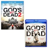God's Not Dead 1 & 2 Blu-ray Bundle