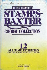 The Songs of Stamps-Baxter Choral Collection