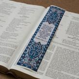 Carpet Bookmark, Psalm 121:1-2