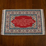 John 15:5, Large Carpet Mouse Pad